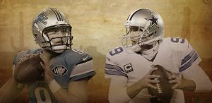 Stafford & Romo are the engines for their teams success